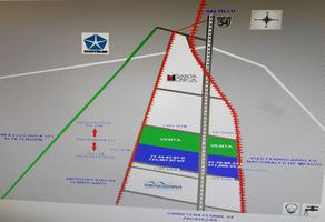 Foto de terreno habitacional en venta en carretera zacatecas , villa olímpica, saltillo, coahuila de zaragoza, 14036312 No. 01