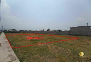 Foto de terreno habitacional en venta en carrillo puerto , san lorenzo chimalpa, chalco, méxico, 0 No. 01