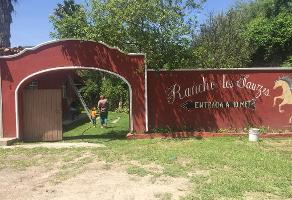 Foto de rancho en venta en carrt. chapala- gdl 80, los cedros, ixtlahuacán de los membrillos, jalisco, 0 No. 01