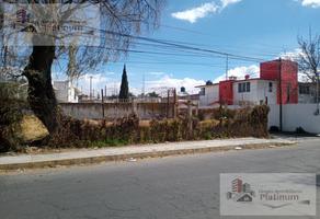 Foto de terreno habitacional en venta en  , casa blanca, metepec, méxico, 0 No. 01