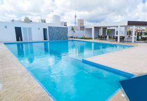 Foto de casa en renta en casa de 2 recámaras con piscina , región 516, benito juárez, quintana roo, 22056790 No. 01
