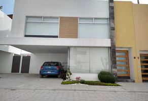 Foto de casa en renta en casa en renta en fraccionamiento loto zona san andrés cholula . , centro, san andrés cholula, puebla, 0 No. 01