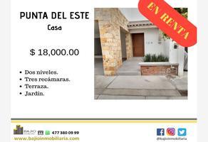 Foto de casa en renta en casa en renta ., punta del este, león, guanajuato, 9651493 No. 01