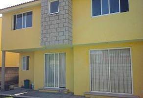 Foto de casa en renta en casa en venta en fraccionamiento finca real, metepec, estado de méxico , llano grande, metepec, méxico, 0 No. 01