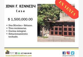 Foto de casa en venta en casa en venta ., john f kennedy, león, guanajuato, 0 No. 01