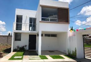 Foto de casa en venta en casa en venta momoxpan, certa explanada, periférico y forjadores 0 , santiago mixquitla, san pedro cholula, puebla, 0 No. 01