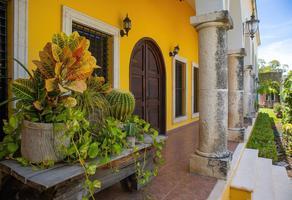 Foto de casa en venta en casa estilo hacienda yucateca , álamos i, benito juárez, quintana roo, 21512375 No. 01