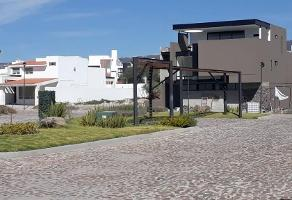 Foto de terreno habitacional en venta en casa grande fraccionamiento , residencial el refugio, querétaro, querétaro, 0 No. 01