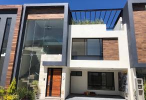 Foto de casa en venta en casa nueva en venta - residencial nobel - 4 recámaras cerca de udlap y periférico , ex-hacienda de santa teresa, san andrés cholula, puebla, 0 No. 01
