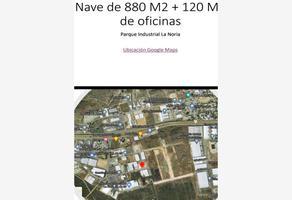 Foto de nave industrial en renta en cascada 1, parque industrial el marqués, el marqués, querétaro, 20596642 No. 01