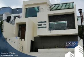 Foto de casa en venta en cascada de chimalapa , real de juriquilla (diamante), querétaro, querétaro, 15827140 No. 01