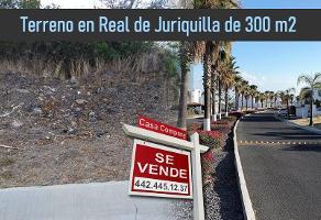 Foto de terreno habitacional en venta en cascada de naolinco , real de juriquilla (diamante), querétaro, querétaro, 15142756 No. 01