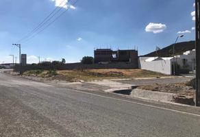 Foto de terreno comercial en venta en cascada y lateral libramiento 32, real de juriquilla (diamante), querétaro, querétaro, 12623693 No. 01