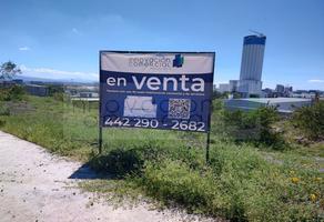 Foto de terreno comercial en venta en castaños , juriquilla, querétaro, querétaro, 14287545 No. 01