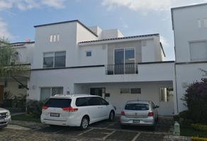 Foto de casa en renta en castellana 1, lomas de angelópolis ii, san andrés cholula, puebla, 0 No. 01