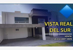 Foto de casa en venta en castillo 5, vista real del sur, san andrés cholula, puebla, 15088038 No. 01