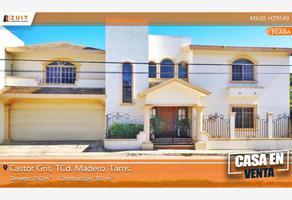 Foto de casa en venta en castor gris 300, estadio, ciudad madero, tamaulipas, 12781916 No. 01