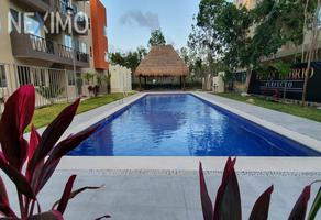 Foto de departamento en venta en catania 61, región 519, benito juárez, quintana roo, 22247335 No. 01