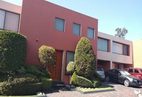 Foto de casa en condominio en venta en cataratas 60, ampliación alpes, álvaro obregón, df / cdmx, 16744821 No. 01