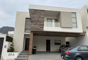 Foto de casa en venta en catujanes , el encino, monterrey, nuevo león, 0 No. 01