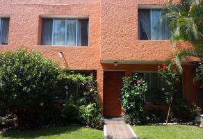 Foto de casa en condominio en venta en Vista Hermosa, Cuernavaca, Morelos, 12467281,  no 01