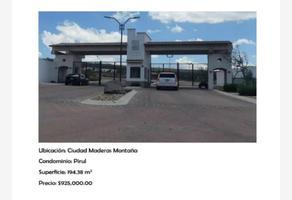 Foto de terreno habitacional en venta en cd maderas montaña 1, ciudad maderas, el marqués, querétaro, 0 No. 01