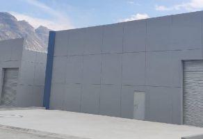 Foto de bodega en renta en Paso Cucharas, General Escobedo, Nuevo León, 21571594,  no 01