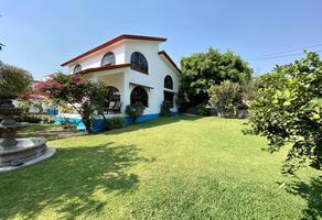 Foto de casa en venta en cedros 24, amates de oaxtepec, yautepec, morelos, 0 No. 01