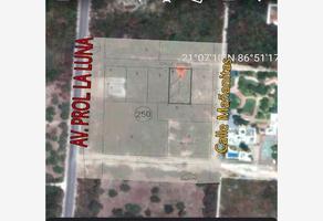 Foto de terreno habitacional en venta en ceiba 8, álamos i, benito juárez, quintana roo, 20250403 No. 01