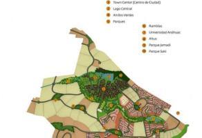 Foto de terreno industrial en venta en ceiba , desarrollo habitacional zibata, el marqués, querétaro, 8661463 No. 01