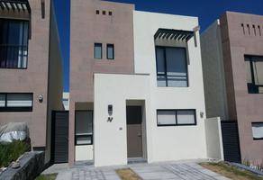 Foto de casa en condominio en renta en ceiba privada bianco zibata , desarrollo habitacional zibata, el marqués, querétaro, 11201038 No. 01