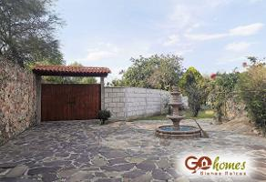 Foto de terreno habitacional en venta en centenario , tequisquiapan centro, tequisquiapan, querétaro, 0 No. 01