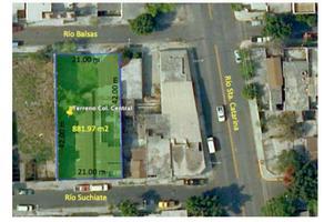 Foto de terreno habitacional en venta en  , central, monterrey, nuevo león, 18438749 No. 01
