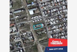 Foto de terreno habitacional en venta en central na, san josé, saltillo, coahuila de zaragoza, 17112425 No. 01