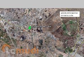 Foto de terreno habitacional en venta en  , central, nextlalpan, méxico, 14254788 No. 01