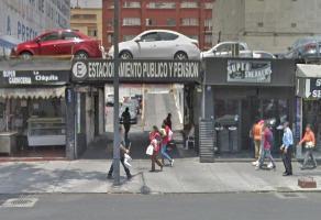 Foto de terreno habitacional en venta en  , centro (área 8), cuauhtémoc, df / cdmx, 13995385 No. 01