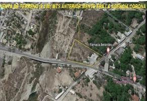 Foto de terreno comercial en venta en centro , centro villa de garcia (casco), garcía, nuevo león, 12009443 No. 01