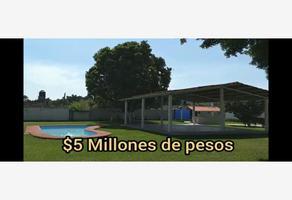 Foto de casa en venta en  , centro, cuautla, morelos, 7094215 No. 01