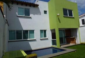 Foto de casa en renta en  , centro jiutepec, jiutepec, morelos, 11474490 No. 01