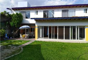 Foto de casa en renta en  , centro jiutepec, jiutepec, morelos, 11936799 No. 01