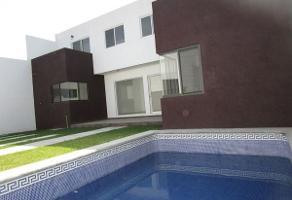 Foto de casa en venta en  , centro jiutepec, jiutepec, morelos, 13926197 No. 01