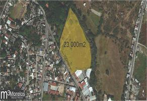 Foto de terreno habitacional en venta en  , centro jiutepec, jiutepec, morelos, 14202711 No. 01
