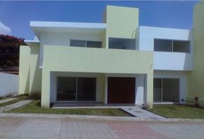 Foto de casa en condominio en venta en  , centro jiutepec, jiutepec, morelos, 18100370 No. 01