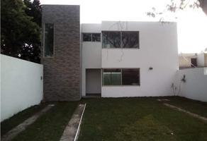 Foto de casa en condominio en venta en  , centro jiutepec, jiutepec, morelos, 18100909 No. 01