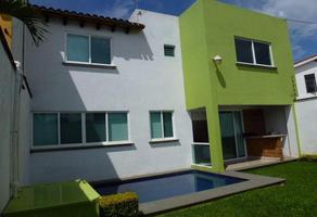 Foto de casa en renta en  , centro jiutepec, jiutepec, morelos, 9204423 No. 01