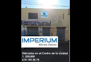 Foto de local en venta en  , centro ladrillero norte, chihuahua, chihuahua, 11440540 No. 01