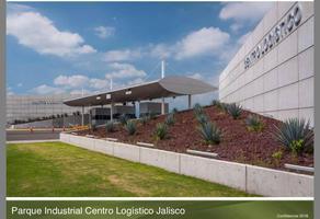 Foto de terreno habitacional en venta en  , centro lógistico jalisco area industrial, acatlán de juárez, jalisco, 13828449 No. 01