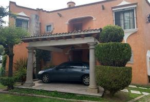 Foto de casa en venta en centro , manantiales del prado, tequisquiapan, querétaro, 0 No. 01