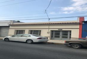 Foto de casa en renta en  , centro, monterrey, nuevo león, 11446481 No. 01
