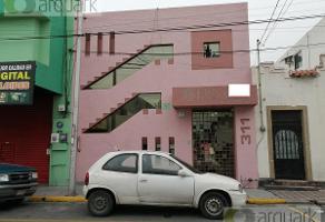 Foto de edificio en renta en  , centro, monterrey, nuevo león, 12283647 No. 01